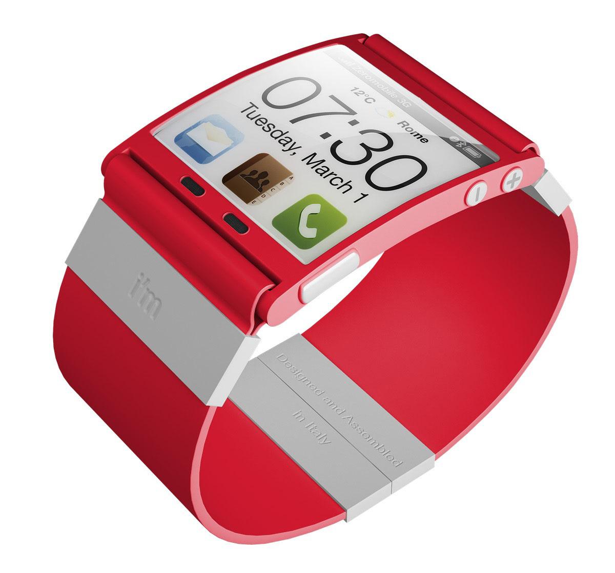 Wikimexico tiempos modernos el reloj inteligente - Relojes de cocina modernos ...