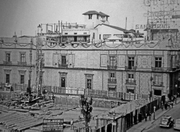 Wikimexico El Edificio Guardiola